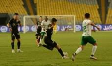 الدوري المصري: الزمالك يغلب المصري وتعادل المقاولون مع سيراميكا