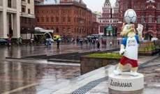 الكشف عن حالة سرقة جديدة في مونديال روسيا