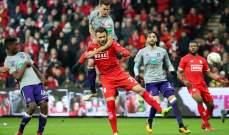 رابطة الدوري البلجيكي تؤجل البت بقرار إنهاء الموسم