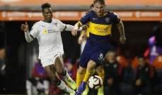 بوكا جونيورز وفلامنغو إلى نصف نهائي كأس ليبرتادوريس