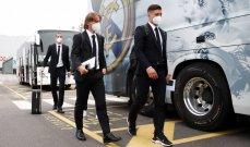 ريال مدريد يحط الرحال في ميلانو