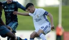 أوسكار رودريغيز باق مع ريال مدريد حتى 2023