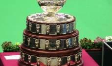 ابرز نتائج الفرق الاوروبية الكبيرة في منافسات كأس ديفيس