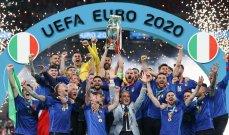 ابرز مجريات نهائي يورو 2020