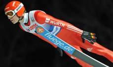 الالماني فيلينغر يفوز بالميدالية الذهبية في اولمبياد بيونغ تشانغ 2018