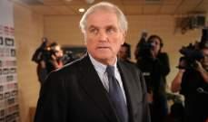 كالديرون: لحسن حظنا لم تتزامن اقالة مورينيو مع اقالة لوبيتغي