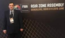كأس آسيا لكرة السلة: لبنان في مجموعة متوازنة