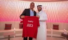 كافو: البرازيل ستستفيد من لعب فينيسيوس ورودريغو مع ريال مدريد