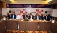 قرعة البطولة العربية : هومنتمن يصطدم بجمعية سلا وبيروت يقابل الاتحاد السكندري