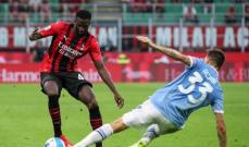 باكايوكو يتعرض لإساءات عنصريّة خلال مباراة ميلان ولاتسيو