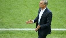 نافوكا : نريد أن نقدم أداءًا مختلفاً أمام كولومبيا