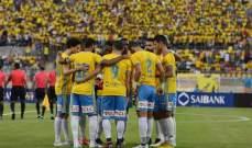 البطولة العربية : الاسماعيلي يكتفي بالتعادل امام الرجاء المغربي