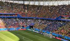 كويتيرو يخطف التعادل لكولومبيا امام اليابان