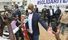 دروغبا يقدم مساعدات للعائلات الاكثر فقرا في ساحل العاج