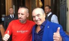 رئيس فيورنتينا يعبّر عن تضامنه مع ريبيري