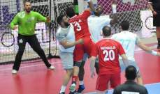 الصداقة يهدر فوزاً أمام الوكرة في كرة يد آسيا