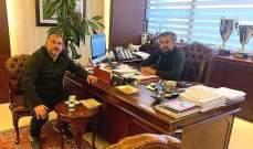 إجتماع بين طرابلس والنجمة