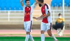 الدوري السعودي: تعادل القادسية والوحدة ورباعية للرائد امام ضمك