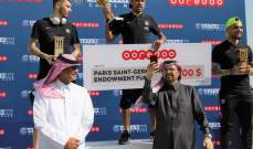 نيمار يفوز بآلاف الدولارات في قطر