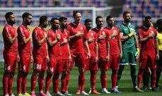 حسابات لبنان في التأهل للدور النهائي من تصفيات كأس العالم قبل مواجهة كوريا الجنوبية