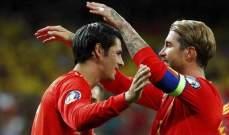 موراتا: مباراة السويد كانت اصعب مما تبدو عليه