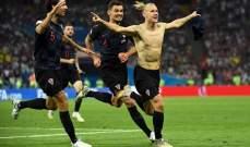 الاتحاد الكرواتي يستبعد احد اعضائه من كأس العالم بعد احتفالية مثيرة للجدل