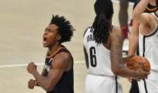 تفاصيل مباراة كليفلاند وبروكلين في NBA