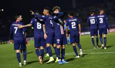 كأس فرنسا: باريس سان جيرمان يكتسح مونتليري بسداسية