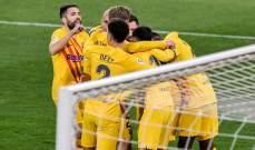 كومان سعيد بفوز برشلونة ويعلّق على ديربي مدريد