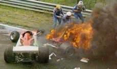"""حوادث أنهت حياة سائقين في عالم """"الفورمولا 1"""""""