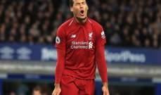فان دايك: ليفربول ليس لديه أي شيء يخسره