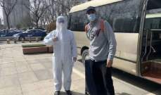 الصورة الاولى لفيلايني بعد خروجه من المستشفى
