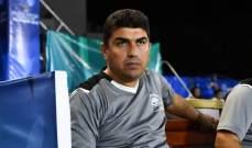 مدرب فلسطين : نأمل أن نحصل على المركز الثالث ونتأهل إلى كأس العالم