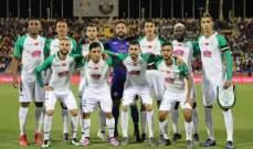رسميا ..الرجاء البيضاوي يقاطع مبارة الدفاع الجديدي في الدوري