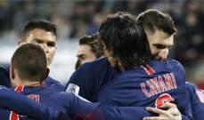 الليغ 1 : باريس سان جيرمان يغرد خارج السرب بثلاثية جديدة امام اميان