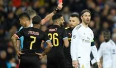 ريال مدريد متفائل بشأن رفع عقوبة راموس