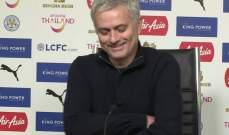 مانشستر يونايتد يفكر مرتين قبل تجديد عقد مورينيو