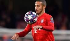 بايرن ميونيخ يستعيد الكانتارا قبل نهائي كأس المانيا