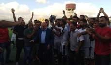 خاص :ماذا قال محمد زهير وموسى زيات بعد الفوز بلقب كأس التحدي؟