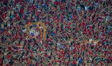 10 آلاف مشجع سيتابع مباراة الأهلي المصري والنجمة اللبناني