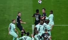 الدوري الالماني: ليفركوزن يطيح بـ مونشنغلادباخ في مباراة مليئة بالاهداف