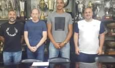 اسماعيل أحمد يعود رسمياً الى الرياضي