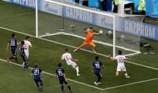 بيدناريك افضل لاعب في لقاء بولندا واليابان