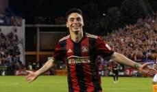 وكيل ميغيل ألميرون: سيلعب في الدوري الممتاز