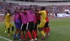 تصفيات كاس أمم أفريقيا: أنغولا تحقّق فوزها الأول