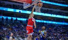 NBA: ديفيز يسجل 50 نقطة ويمنح ليكرز الفوز على ولفز