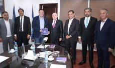العهد والنجمة يوقعان رسميا على اتفاقية المشاركة في البطولة العربية