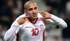 قائد تونس: نتطلع لتحقيق نتيجة طيبة امام المغرب