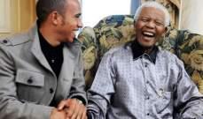 في مئوية ولادة نلسون مانديلا، لويس هاميلتون يتذكره