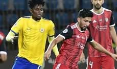 كأس محمد السادس: الاسماعيلي المصري يتخطى الجزيرة الاماراتي